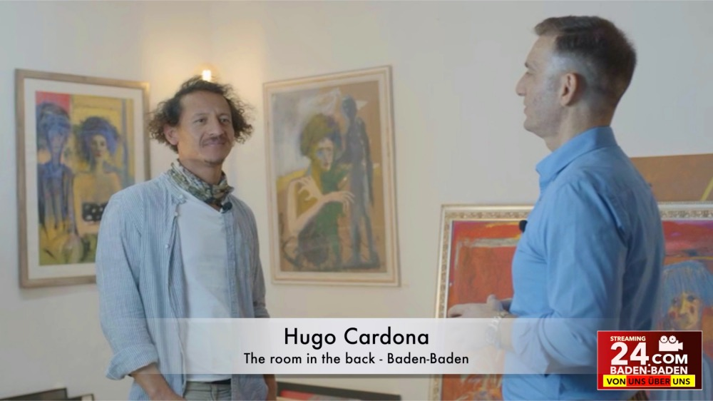 Interview mit Hugo Cardona
