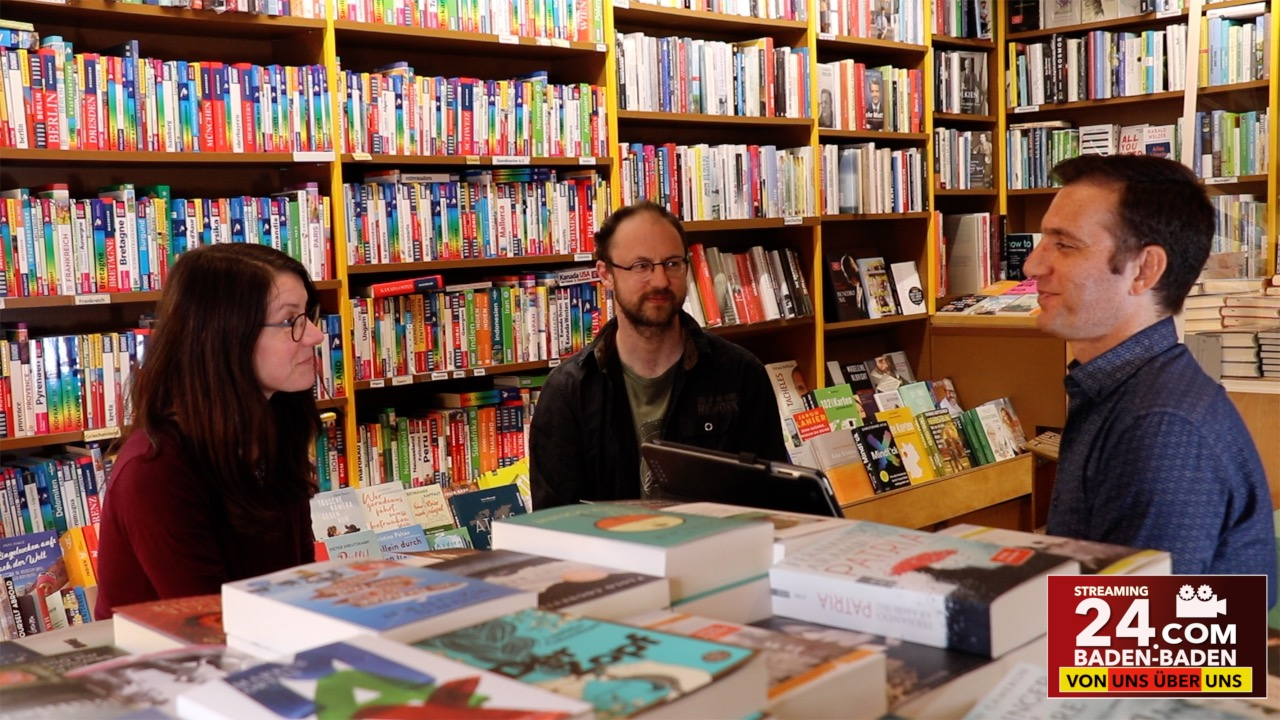 Interview Buchhandlung Straß